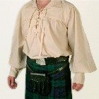 Scottish Highlander Jacobite Shirt