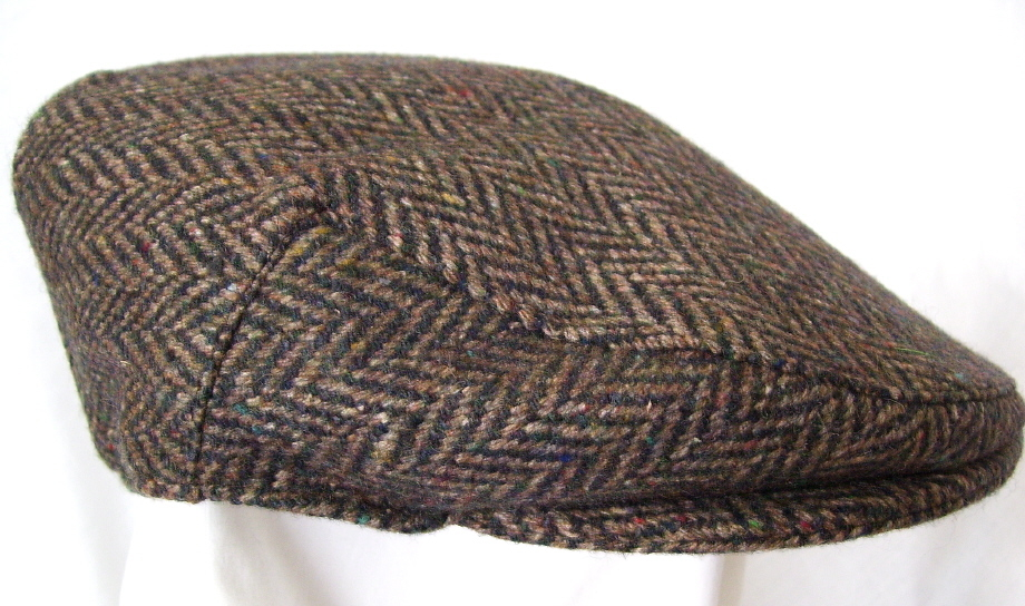 Irish Tweed Flat cap
