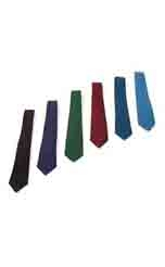 Solid Color Wool Ties