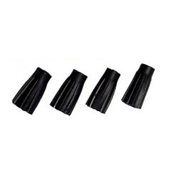 Set of 4 Leather Tassels for Ghillie Brugue laces
