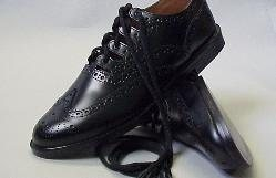 Scottish Ghillie Brogue Shoe