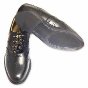 Rubber sole Scottish Ghillie Brogue Shoes