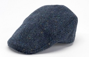 Irish Tweed touring cap