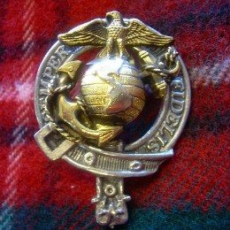 US Marine Corps Clan Badge